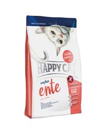 HAPPY CAT Sensitive rață 1,4 kg