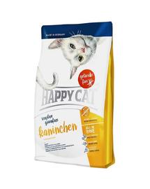 HAPPY CAT Sensitive Grainfree iepure 4 kg