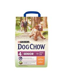 PURINA Dog Chow Senior Chicken hrana uscata caini seniori, cu pui 14 kg