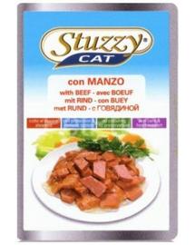STUZZY Beef cu vită în sos 100 g