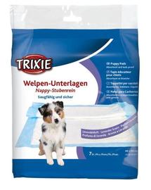TRIXIE Covoraș absorbant pentru câini lavandă 40 × 60 cm, 7 buc.
