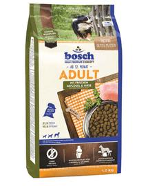 BOSCH Adult Carne de Pasăre și Mei 1 kg
