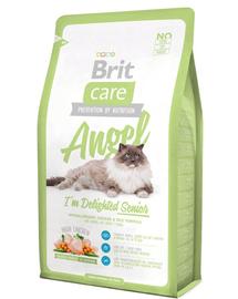 BRIT Care Cat Angel I'm Delighed Senior hrana uscata pisici cu varsta peste 7 ani 7 kg