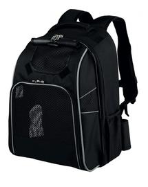 TRIXIE Rucsac pentru transport caini William, 33 × 43 × 23 cm, negru