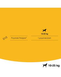PEDIGREE Dentastix talie medie 8 x180 g