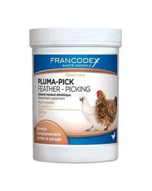 FRANCODEX Pluma-Pick Preparat pentru stimularea creșterii penelor 250 g