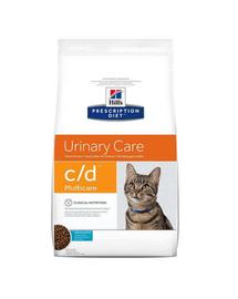 HILL'S Prescription Diet c/d Feline Ocean Fish 5 kg