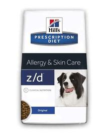 HILLS Prescription Diet Canine Allegry & Skin Care z/d 3 kg