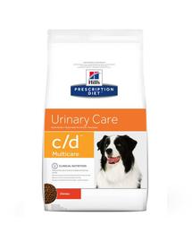 HILL'S Prescription Diet Canine c/d Multicare Chicken 5 kg