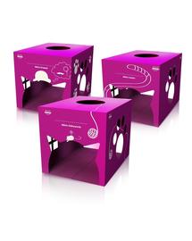 WHISKAS Căsuță din carton pentru pisici