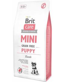 BRIT Care Grain Free Mini Puppy Lamb 2 kg