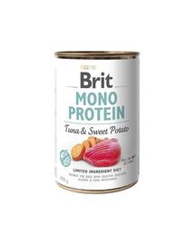 BRIT Mono Protein tuna & sweet potato 400g