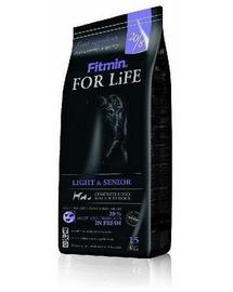 FITMIN Dog For Life Light & Senior 3kg