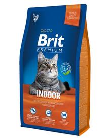 BRIT Premium Cat Indoor 1.5kg