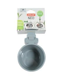 ZOLUX NEO Bol din plastic pentru agatat la cusca, 9.5 cm, 300 ml
