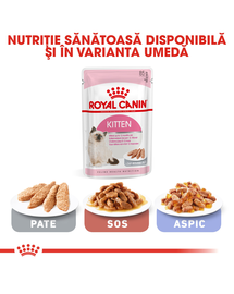 Royal Canin Kitten hrana uscata pisica junior, 2 kg