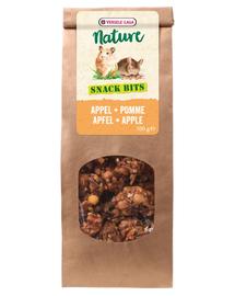VERSELE-LAGA Snack Bits, gustari bogate in fibre pentru rozatoare, cu mere,100 g