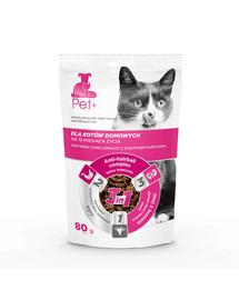 thePet+ Recompense pentru pisici de interior, 80 g