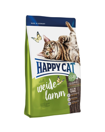 HAPPY CAT Fit & Well Indoor Adult Miel 10 kg