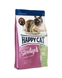 HAPPY CAT Supreme Sterilised cu Miel 4 kg