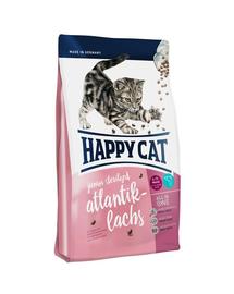 HAPPY CAT Supreme Junior Sterilised cu Somon 4 kg