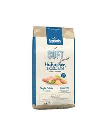 BOSCH Soft Junior Pui și Cartofi Dulci 2.5 kg