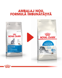Royal Canin Indoor Adult hrana uscata pisica de interior, 400 g