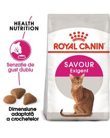 Royal Canin Exigent Savour Adult hrana uscata pisica pentru apetit capricios, 400 g