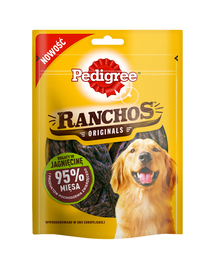 PEDIGREE Ranchos Originale cu miel 70 g