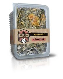 NATURAL-VIT Korona Natury Amestec de plante cu gălbenele pentru rozătoare 70 g