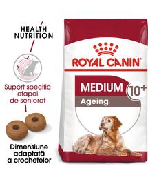 ROYAL CANIN Medium Ageing hrana uscata caine peste 10 ani 15 kg