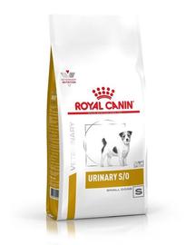 ROYAL CANIN Dog urinary small 1.5 kg