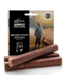 SIMPLY FROM NATURE Nature Sticks cu rață 3 buc.