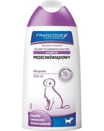 FRANCODEX Șampon anti mâncărimi 250 ml