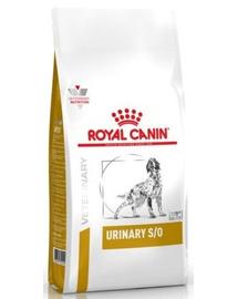 ROYAL CANIN Dog urinary S/O 13 kg