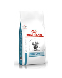 ROYAL CANIN Veterinary Diet Cat Skin & Coat 3,5 kg