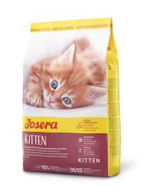 JOSERA Kitten hrana uscata pentru pisoi, femele gestante sau care alapteaza 400 g