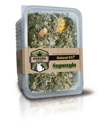 NATURAL-VIT Korona Natury Amestec de plante pentru chinchilla 70 g