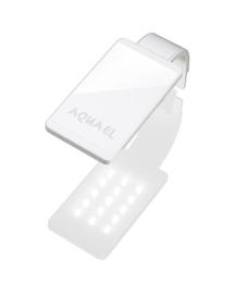 AQUAEL LEDDY Lampa pentru acvariu, 6W, Alb