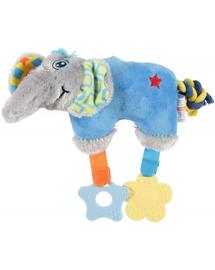 ZOLUX Jucărie Puppy elefant albastru