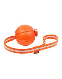 LIKER LINE Dog Toy Minge cu șnur 7 cm