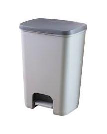 CURVER Coș de gunoi ESSENTIALS, 40L, antracit / gri