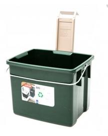 CURVER Recipient pentru deșeuri bio, verde 6L