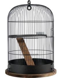 ZOLUX Cușcă Retro Albert 38x38x55 cm negru