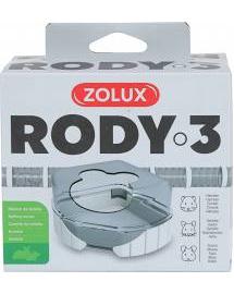 ZOLUX Toaletă RODY3 alb