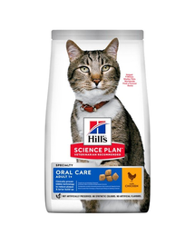 HILL'S Science Plan Cat Adult Oral Care cu pui 7 kg