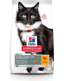 HILL'S Science Plan Feline Mature(7+) Adult Sterilised cu pui 3 kg