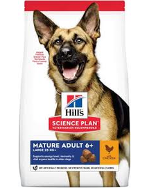 HILL'S Science Plan Canine Mature Adult Large Bread cu pui 14 kg