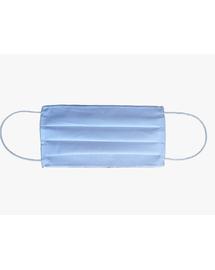 HEXA HEALTH Mască de protecție din bumbac cu două straturi - alb
