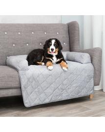 TRIXIE Nero Culcuș pentru câini 90 × 90 cm